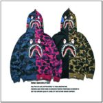 Real Bape Jacket