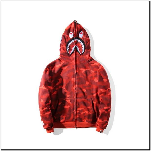 Red Bape Jacket