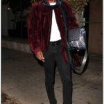 Red Goyard Jacket