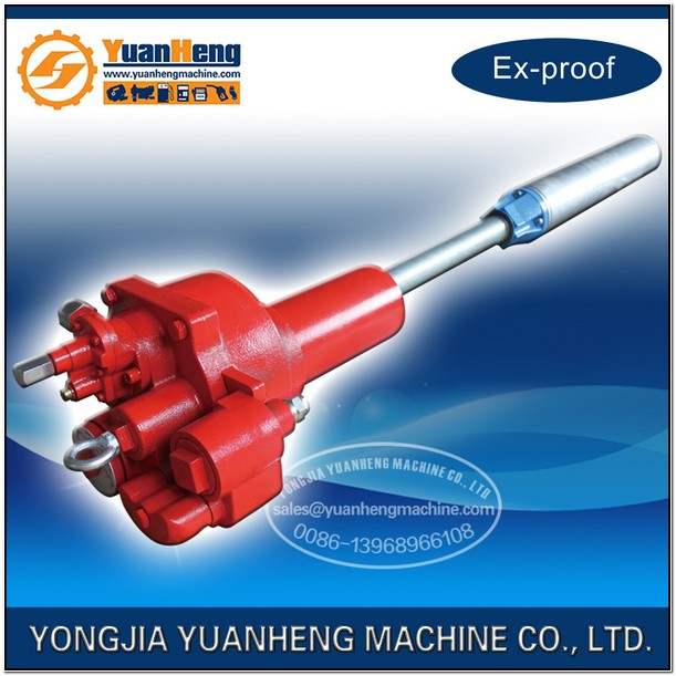 Red Jacket Submersible Pump Flow Rate