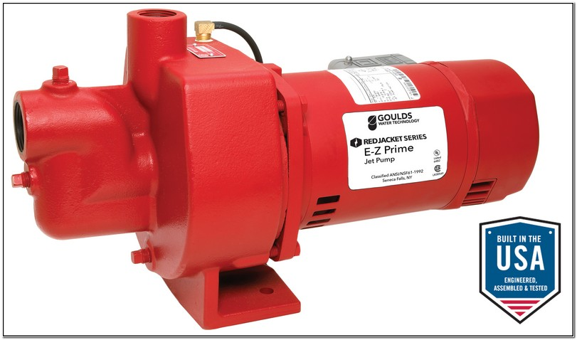 Red Jacket Submersible Pump Installation Manual