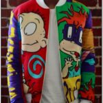 Rugrats Leather Jacket
