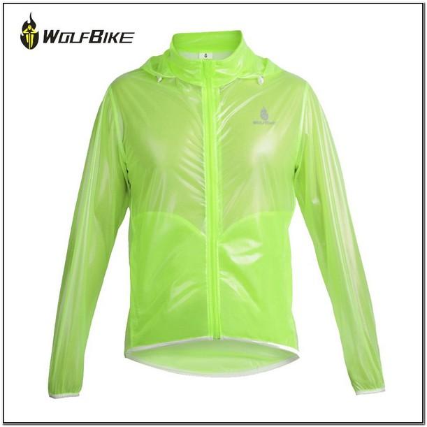 Running Rain Jacket Womens