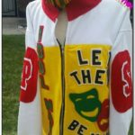 Salt N Pepa Jacket Costume