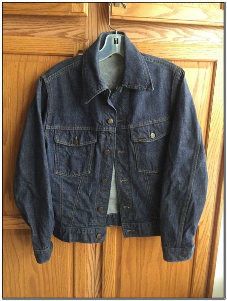 Sears Mens Denim Jacket