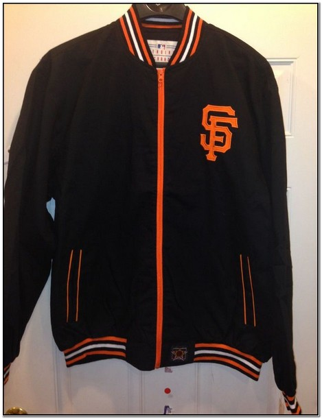 Sf Giants Jacket Ebay