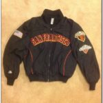 Sf Giants Jacket Majestic