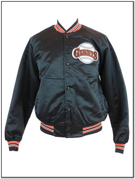 Sf Giants Jacket Vintage