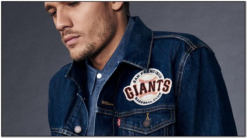 Sf Giants Jean Jacket