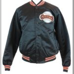 Sf Giants Satin Jacket