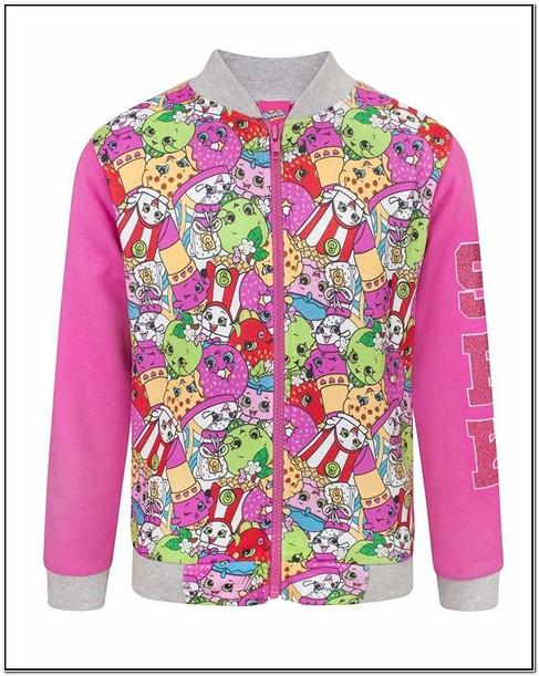 Shopkins Bomber Jacket