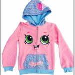 Shopkins Fleece Jacket