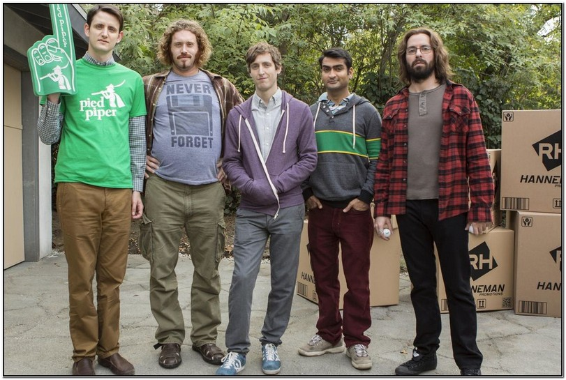 Silicon Valley Pied Piper Jacket Episode