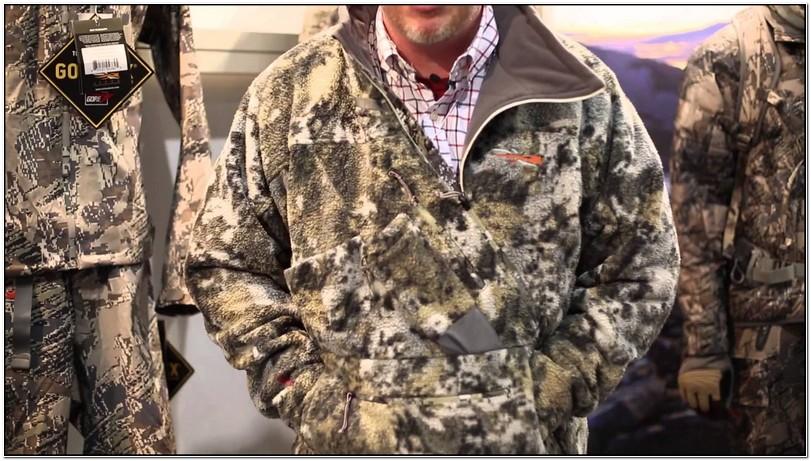 Sitka Fanatic Jacket Sizing