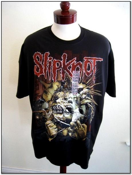 Slipknot Jacket Hot Topic