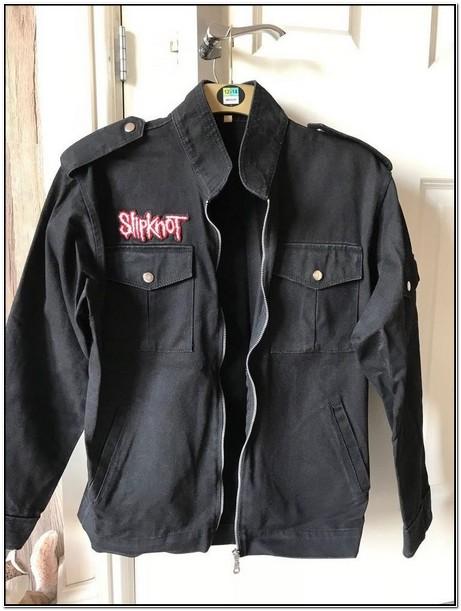 Slipknot Jacket Military
