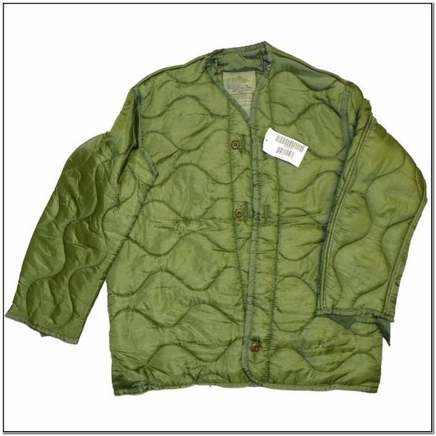 Smokers Jacket Army