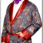 Smoking Jacket Fancy Dress