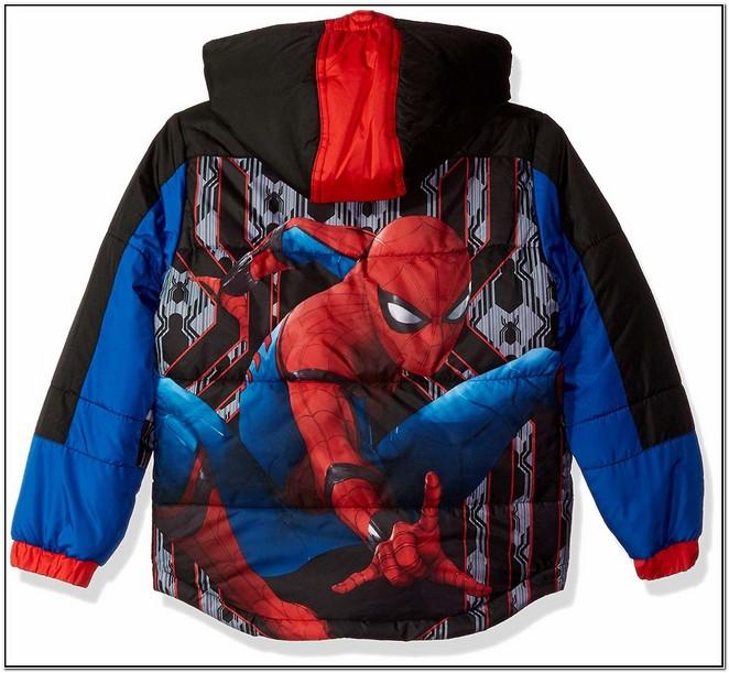Spider Man Homecoming Jacket Amazon