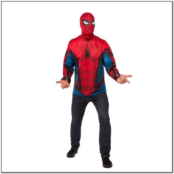 Spider Man Homecoming Jacket Walmart