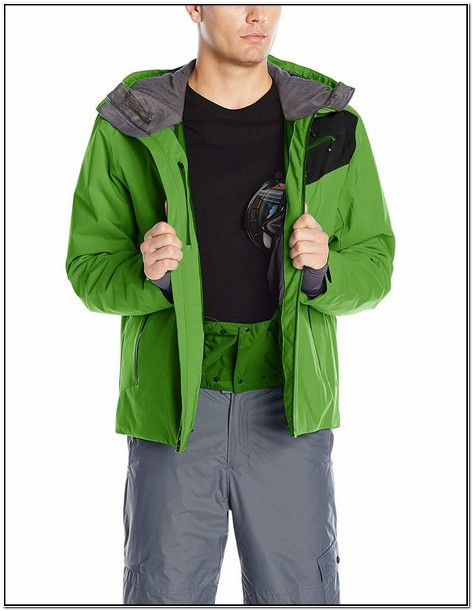 Spyder Mens Fanatic Jacket Costco