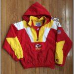 Starter Jackets 90s Chiefs