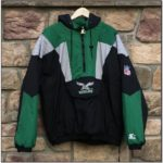 Starter Jackets 90s Eagles