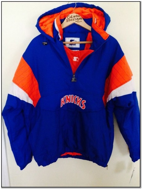Starter Jackets 90s Knicks