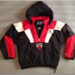 Starter Jackets 90s Pullover Bulls