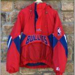 Starter Jackets 90s Pullover Nba