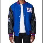 Starter Ny Giants Championship Wool Jacket