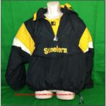 Steelers Pullover Starter Jacket