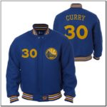 Stephen Curry Jacket Youth