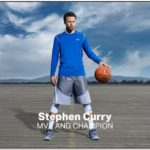 Stephen Curry Track Jacket