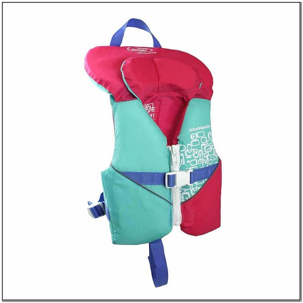 Stohlquist Infant Life Jacket Pink