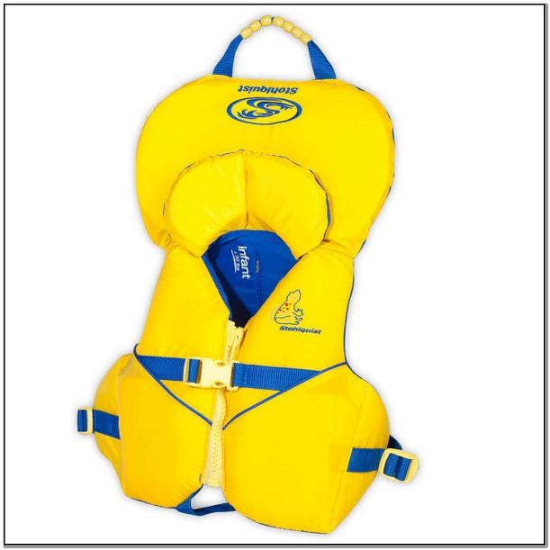Stohlquist Infant Life Jacket Recall