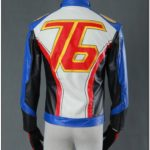 Superhero Faux Leather Jackets