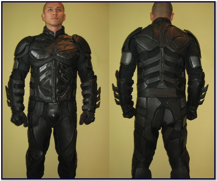 Superhero Motorcycle Leather Jackets
