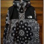 Supreme X North Face Bandana Jacket For Sale