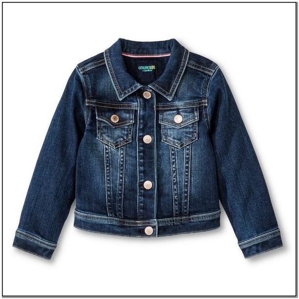 Target Toddler Girl Jean Jacket