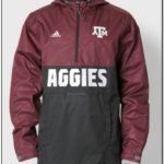 Texas A&m Windbreaker Jackets