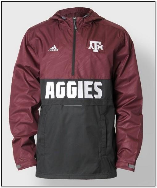 Texas A&m Windbreaker Jackets