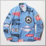 Thrasher Supreme Jean Jacket