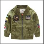 Toddler Boy Bomber Jackets