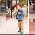 Toddler Boy Denim Jacket Outfit