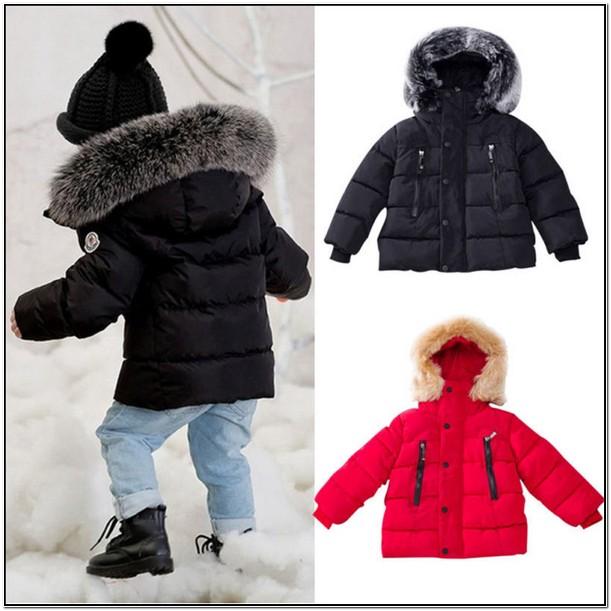 Toddler Boy Winter Jackets Uk