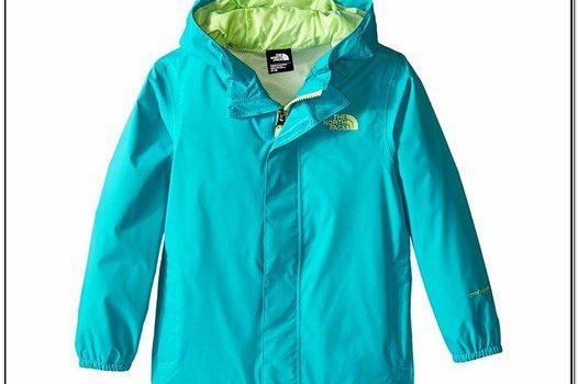 Toddler Girl North Face Rain Jacket