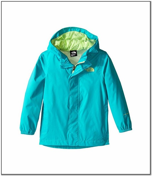 Toddler Girl North Face Rain Jacket