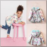 Toddler Girl Spring Jacket