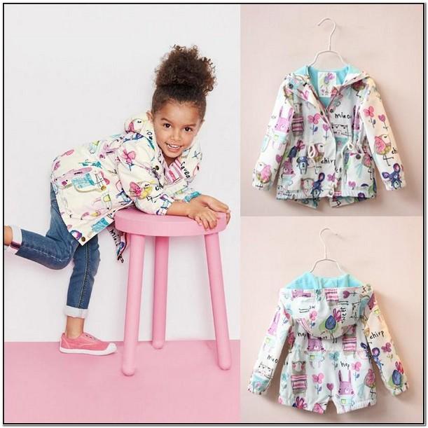 Toddler Girl Spring Jacket